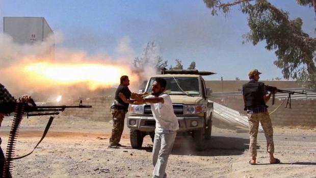 South Libya clashes