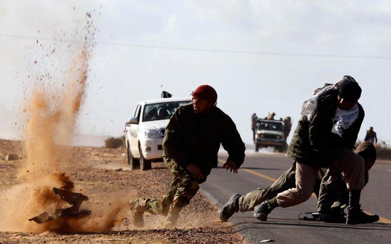Libya figting