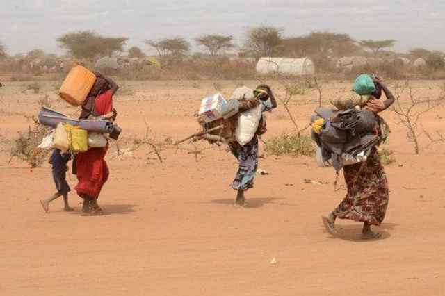 Africa climate change