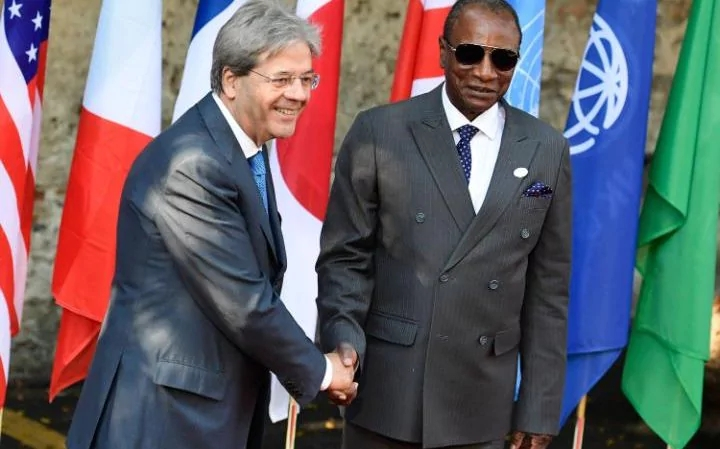 Taormina G7 reflects upon Africa