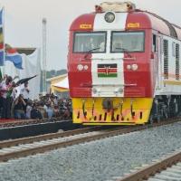 Kenya opens Mombasa-Nairobi railway