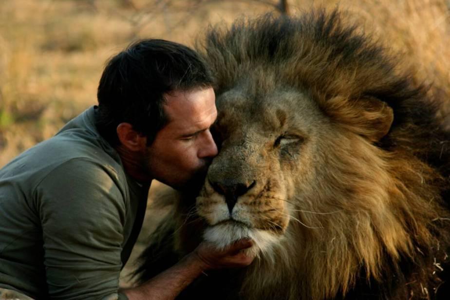 Kevin Richardson – lion'sbuddy