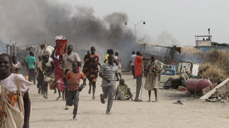 """Troika """"deeply troubled"""" by conflict in SouthSudan"""
