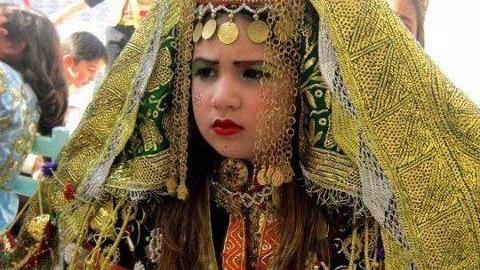 Tunesie girl