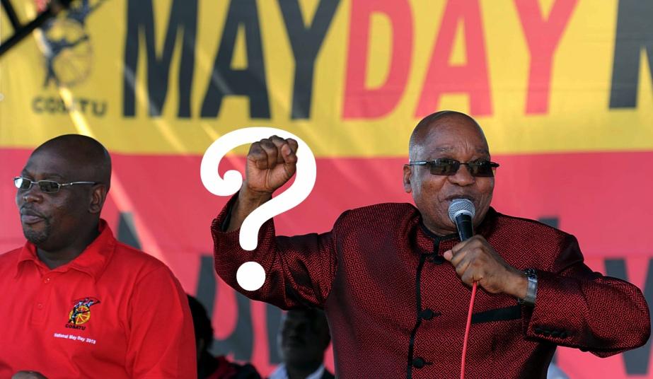 Zuma May Day