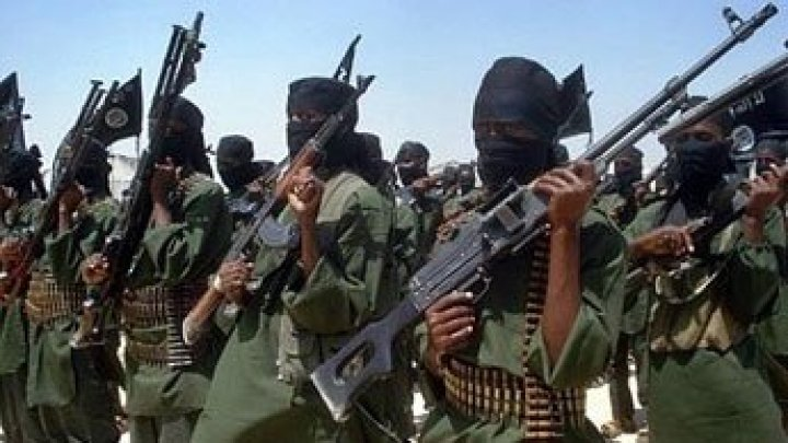 Al-Shabaab strikes in Mogadishu