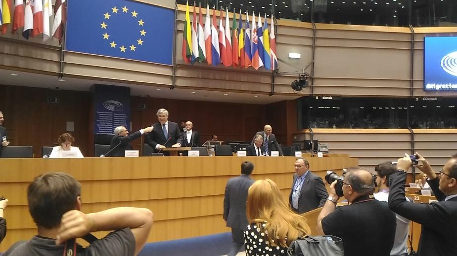 MEPs discuss migrationmanagement
