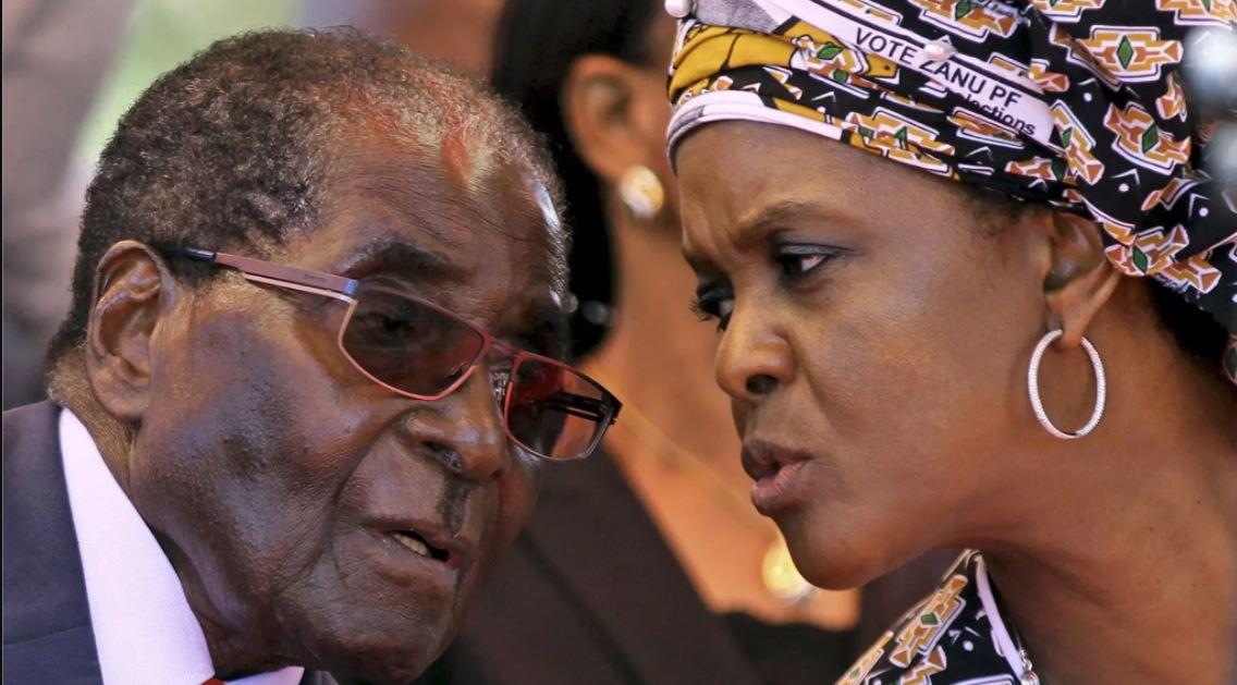 Mugabe awaiting impeachment