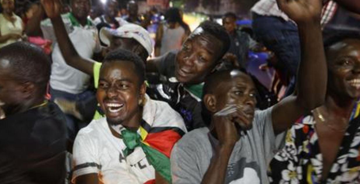 """EU for """"inclusive dialogue"""" in Zimbabwe"""