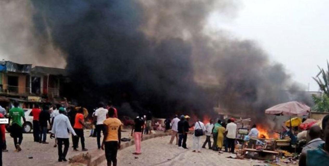 Violence in Nigeria causes MEPs 'deep concern'