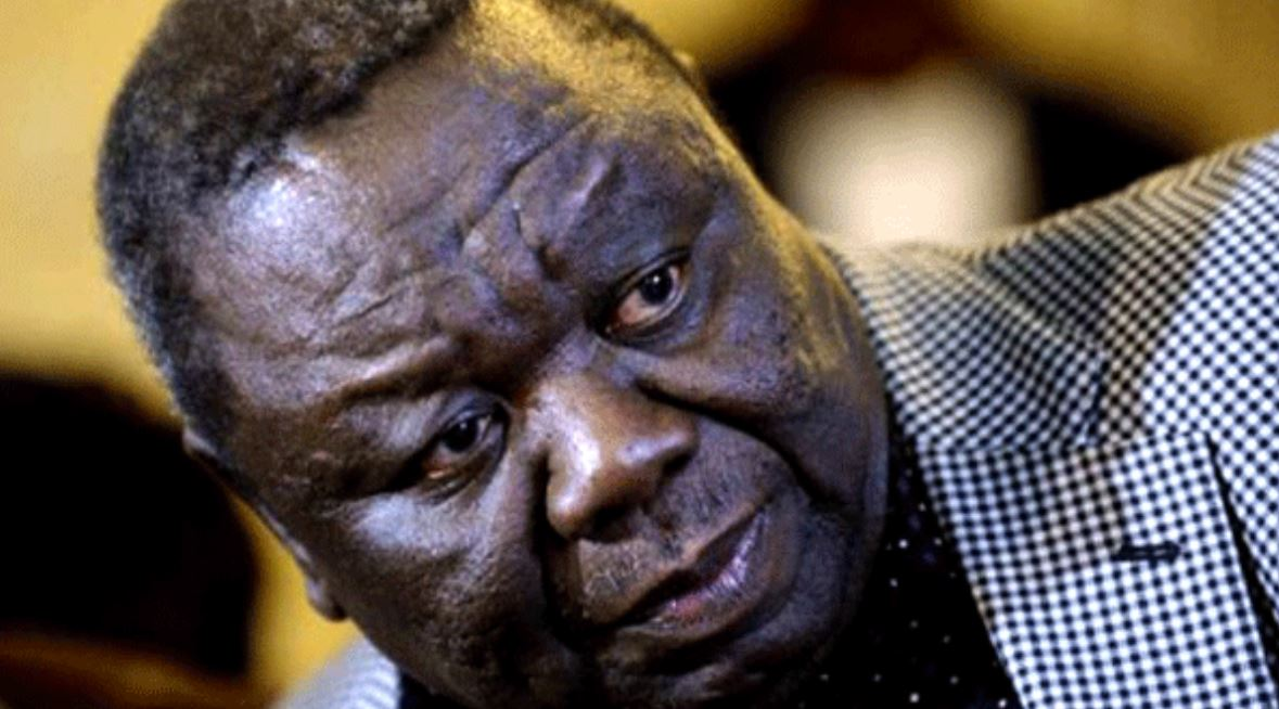 Tributes paid to late Morgan Tsvangirai
