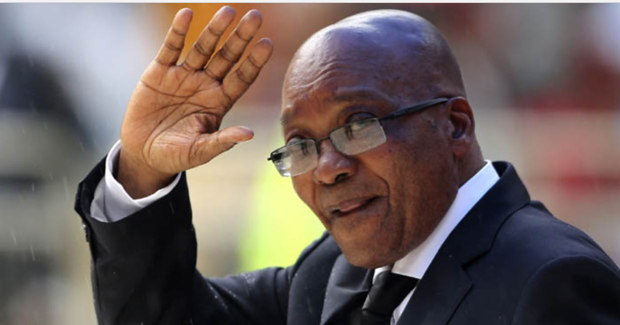 President Zuma reluctant to step down
