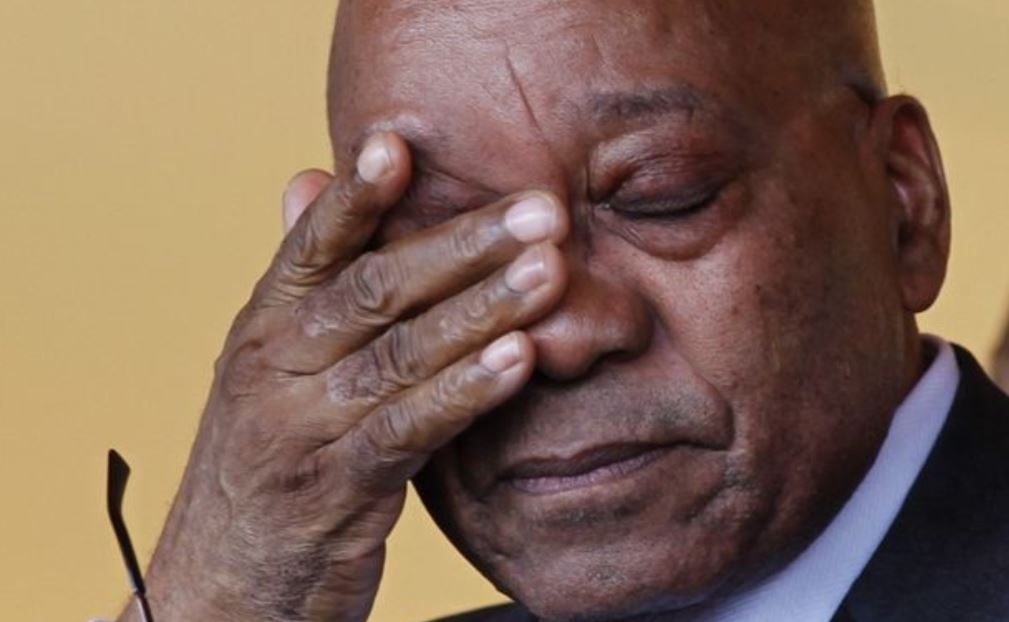 Zuma to be charged with corruption