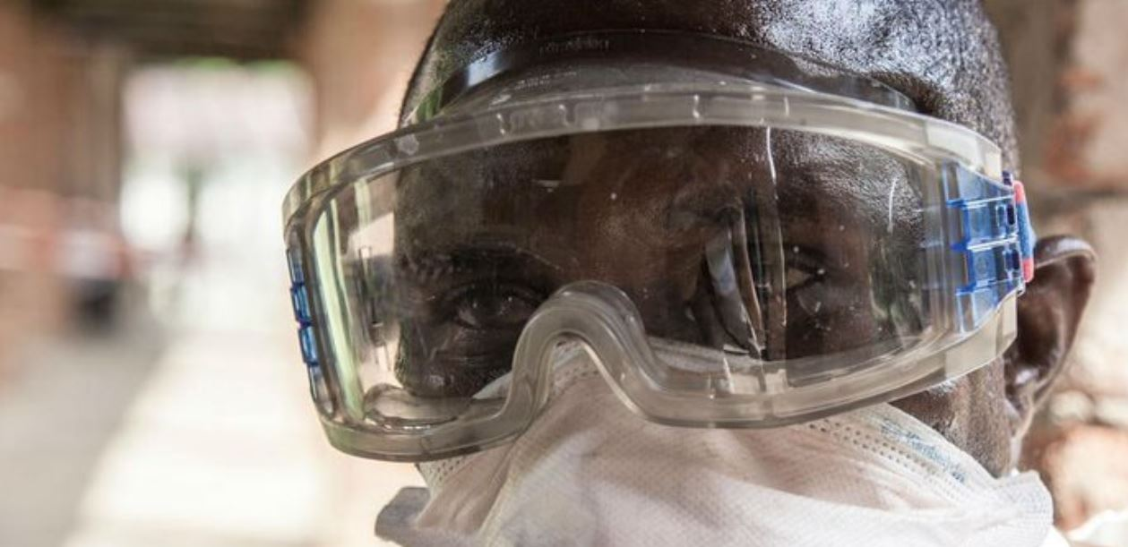 Ebola spreads to DCR urban areas