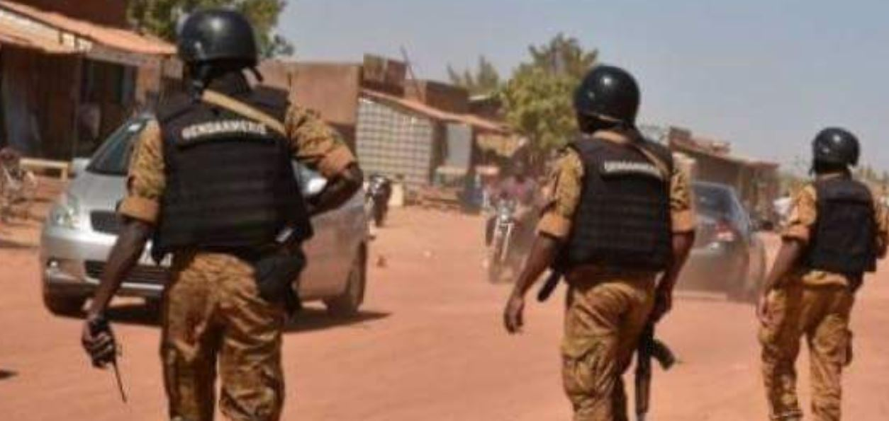 Policeman killed in Ouagadougou in counterterrorist raid