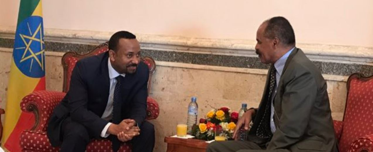 Eritrea and Ethiopia to re-establish diplomatic ties