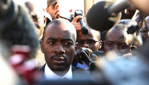 Chamisa challenges Mnangagwa in Court