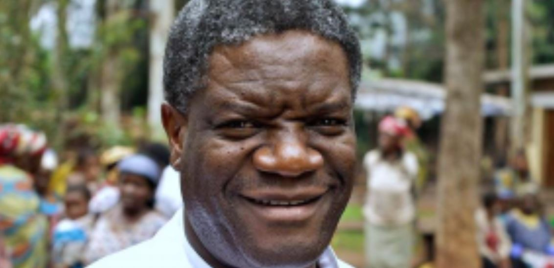 Congolese doctor Denis Mukwege – Nobel Peace Prize winner