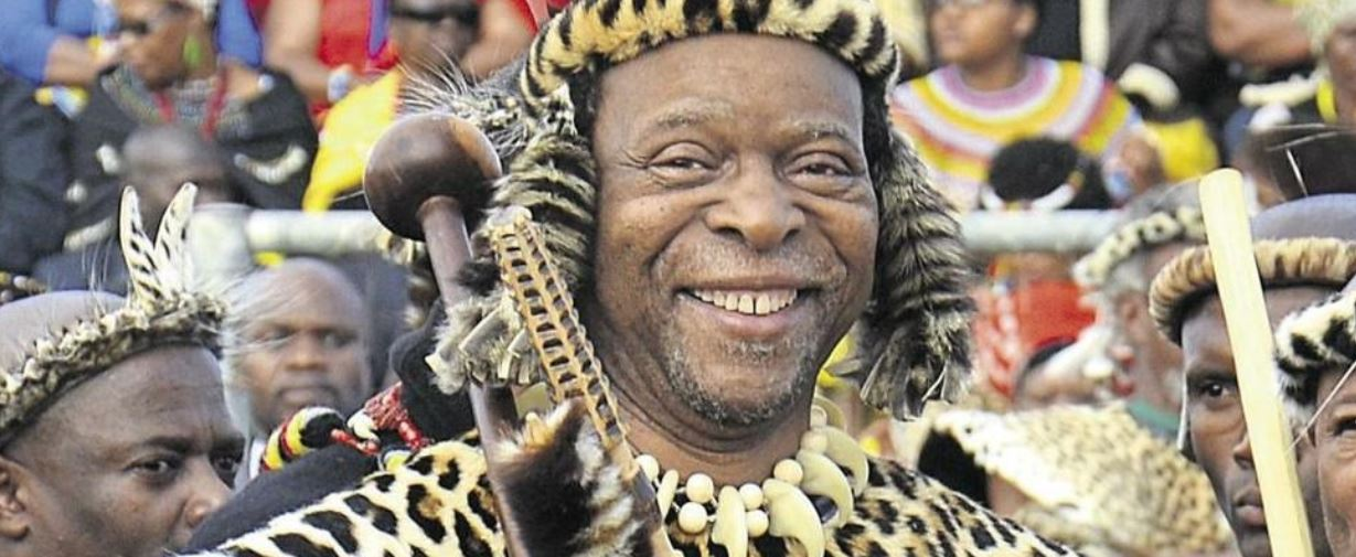 Zulu King stands for cooperation with Boers