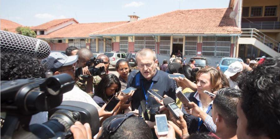 EU observers assess Madagascar elections