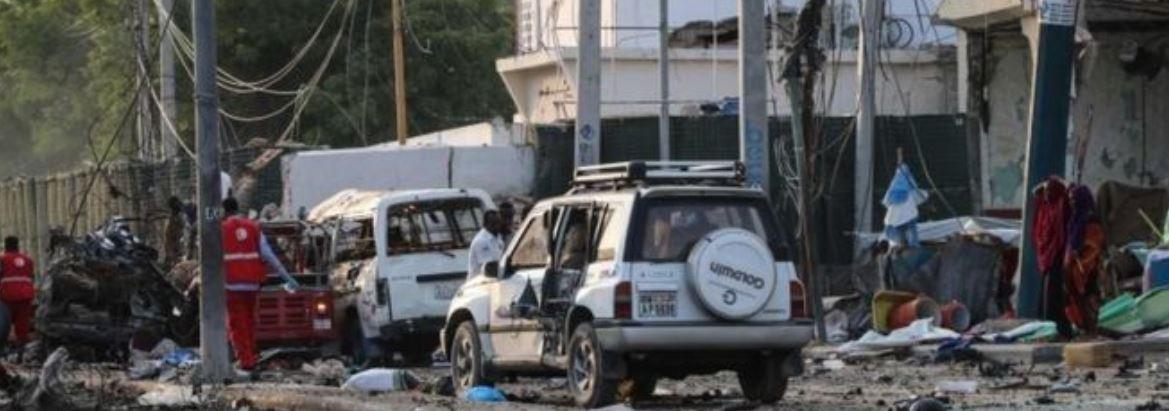 Mogadishu explosion death toll rises