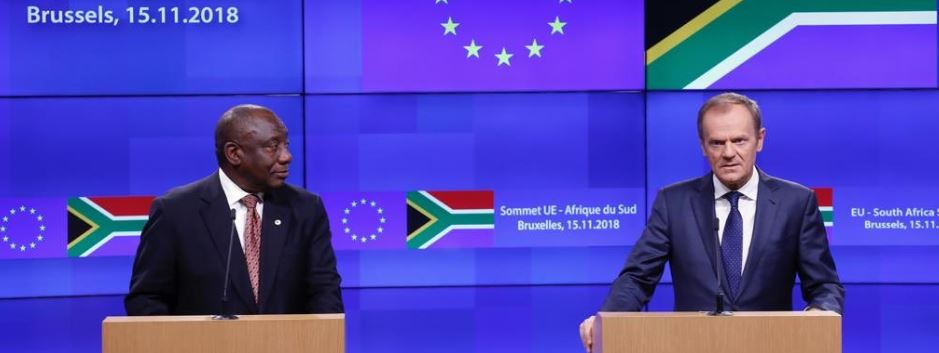 EU-South African to strengthen  rules-based order