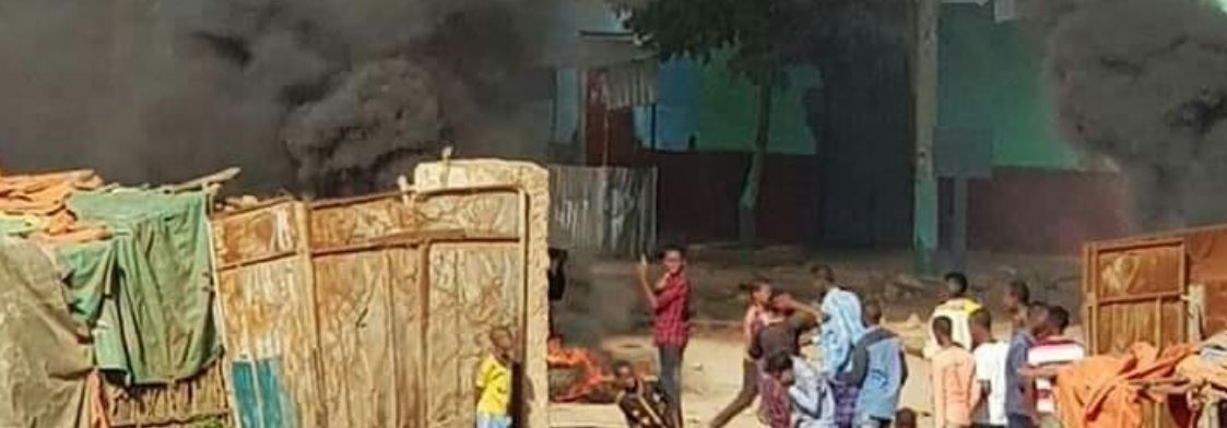 #Baidoa: violent clashes in Somalia