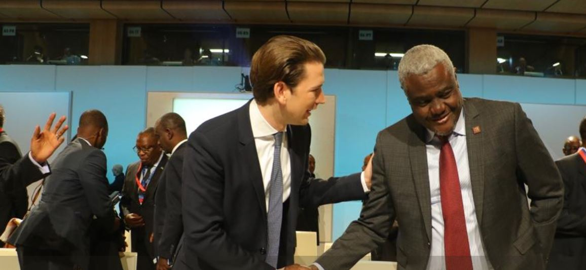 Africa-Europe Forum in Vienna