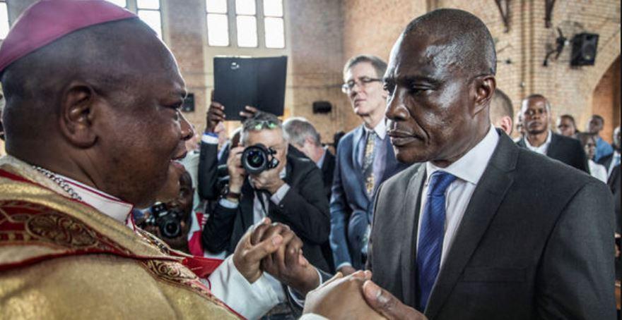 """Fayulu denounces Congo """"electoral coup"""""""