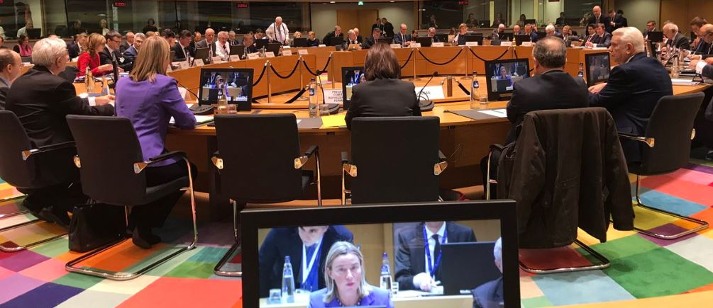 Sahel stability as key to EU security
