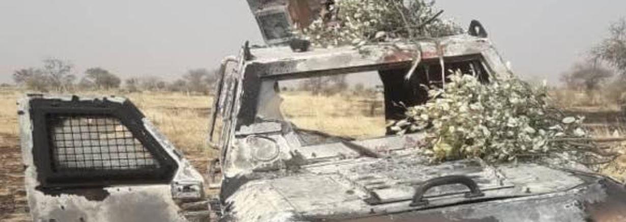 Terrorist attack in Mali left 16 dead