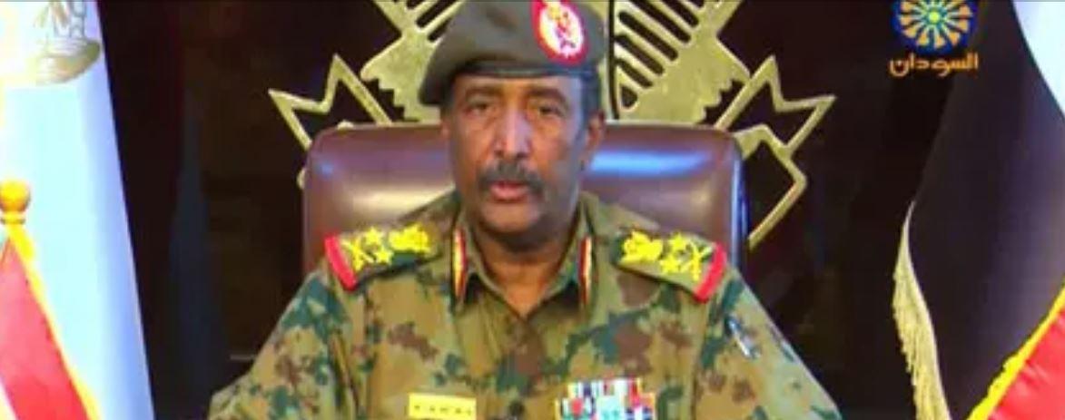 Gen.Al-Burhan promises civilian rule