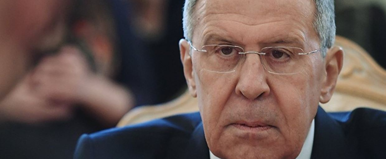 Lavrov accuses NATO in destruction of Libya