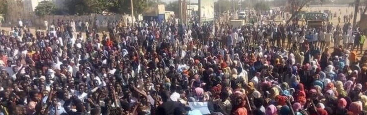 Sudan activists to impose civilian power
