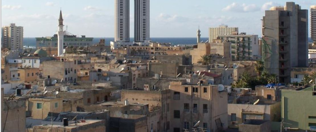 Tripoli hospitals report wounded
