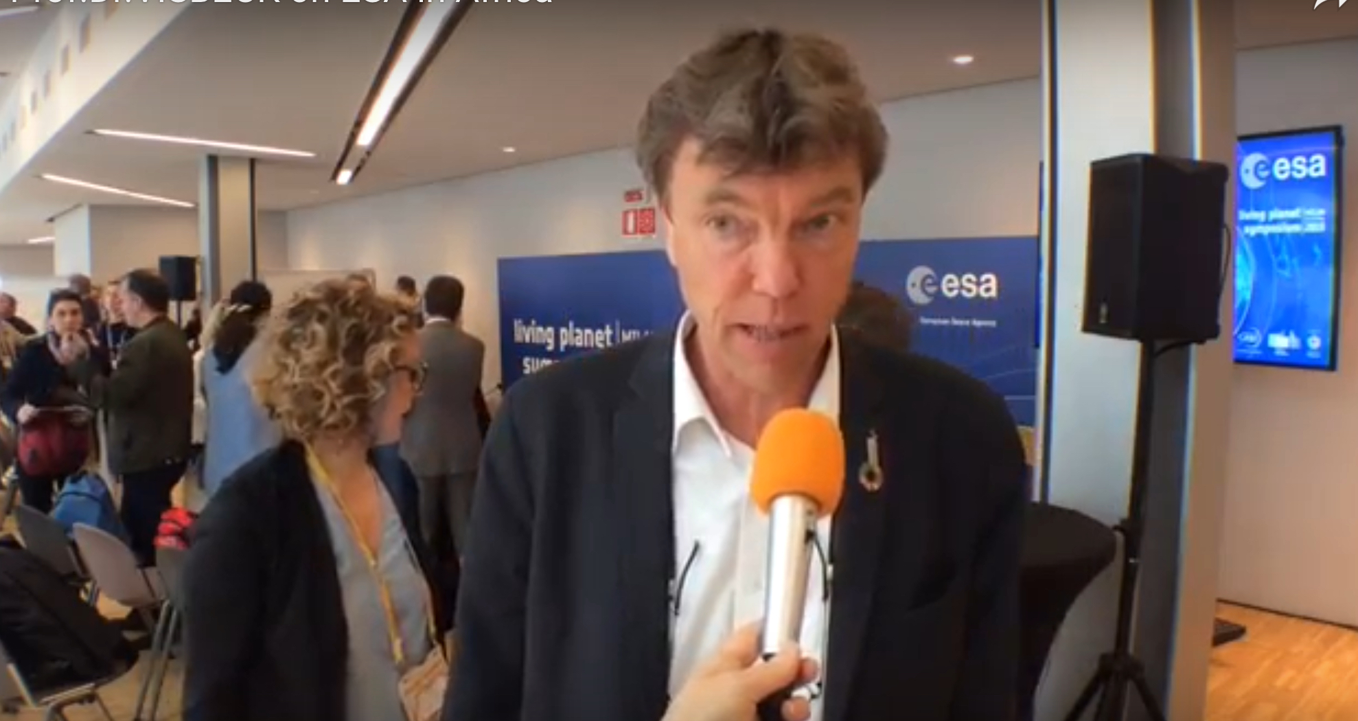 #LPS19: ESA upgrades Africa partnerships