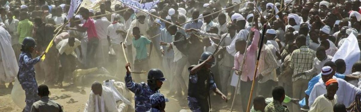 Four dead in Sudan protests