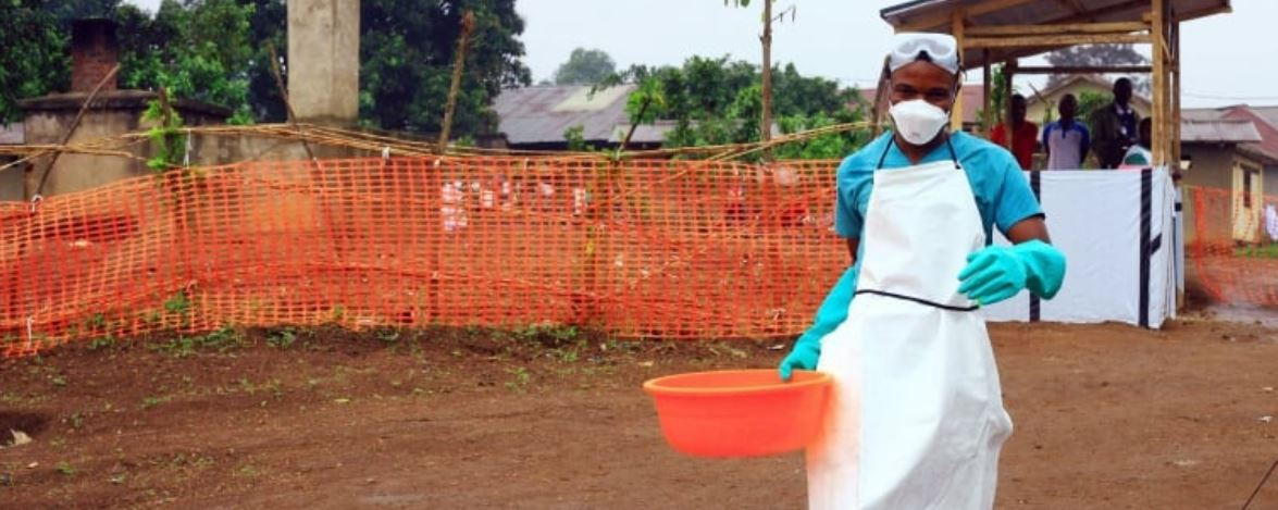 Ebola patient passed away in Uganda