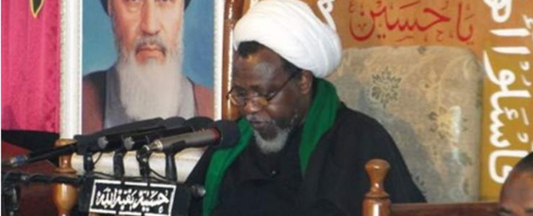Nigeria Shia leader granted sick leave to India