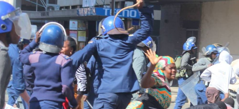 Zimbabwe protests stemmed
