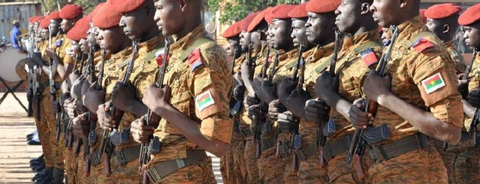 IS claims Burkina Faso deadly attack