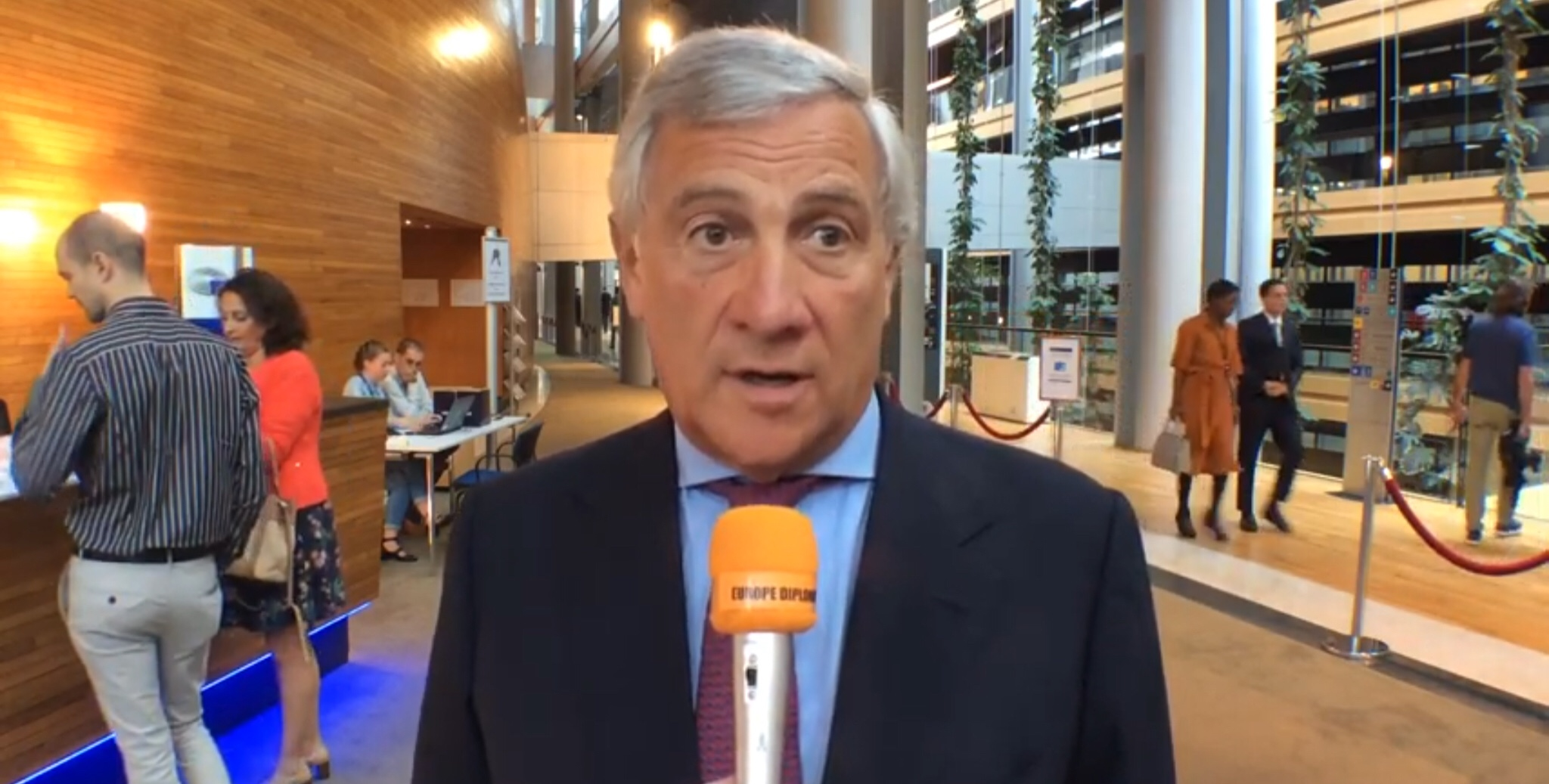 Tajani reiterates call for Africa Marshall Plan