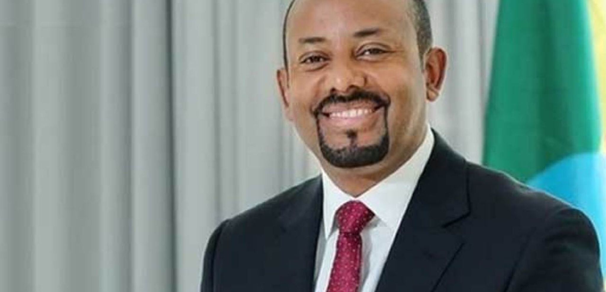 Ethiopian Abiy Ahmed Nobel prize winner