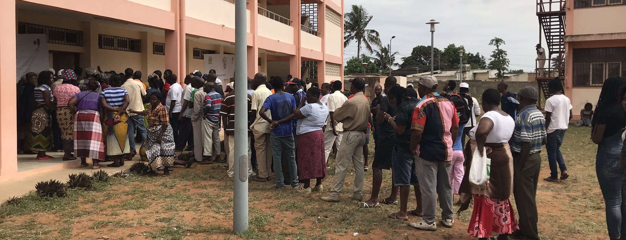 Mozambique elections with «democratic aspirations»