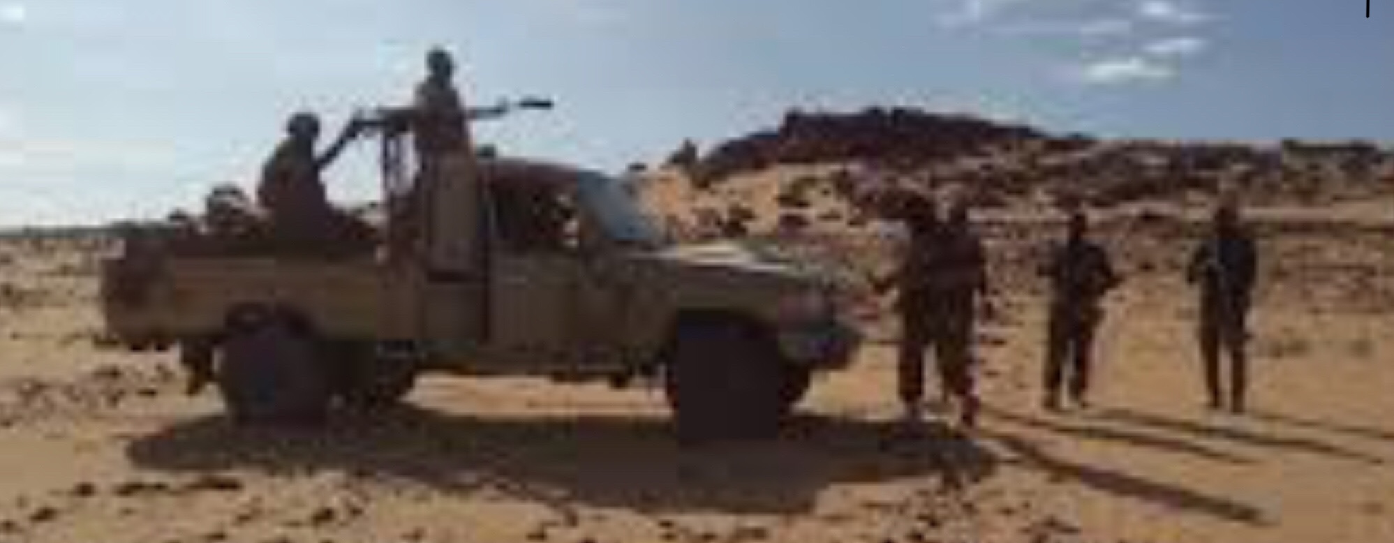 Chinagodrar: 89 military perished in Niger