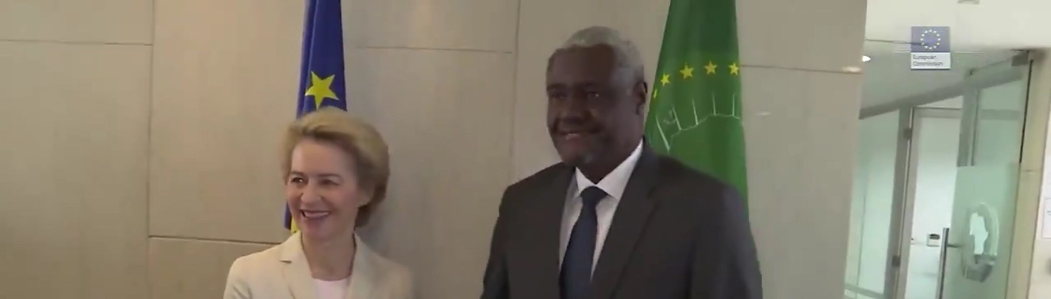 EU-AU meeting in Addis Ababa
