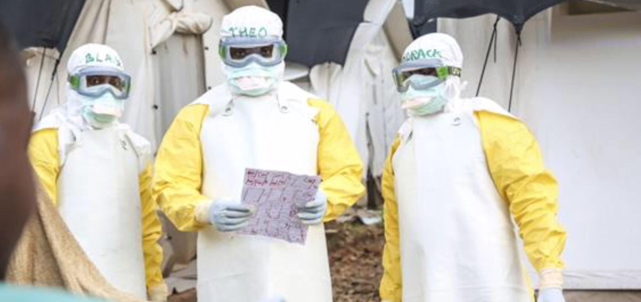 DRC: end of Ebola outbreak