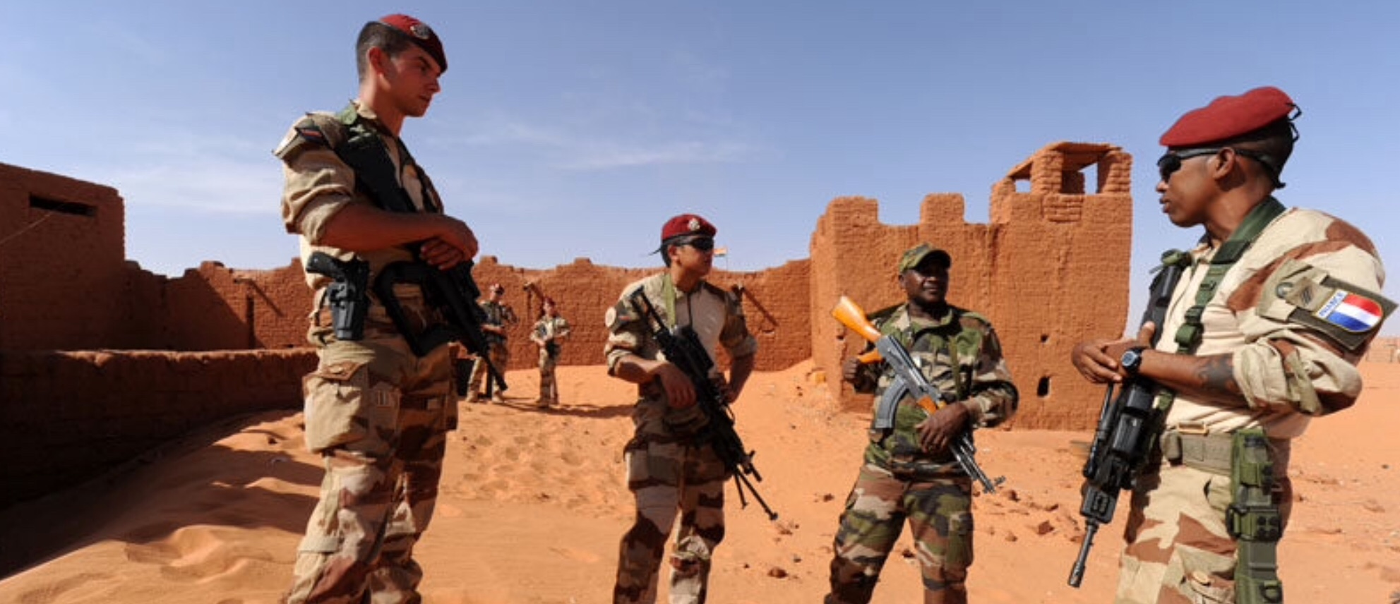 SAHEL: Chad to deploy thousand troops