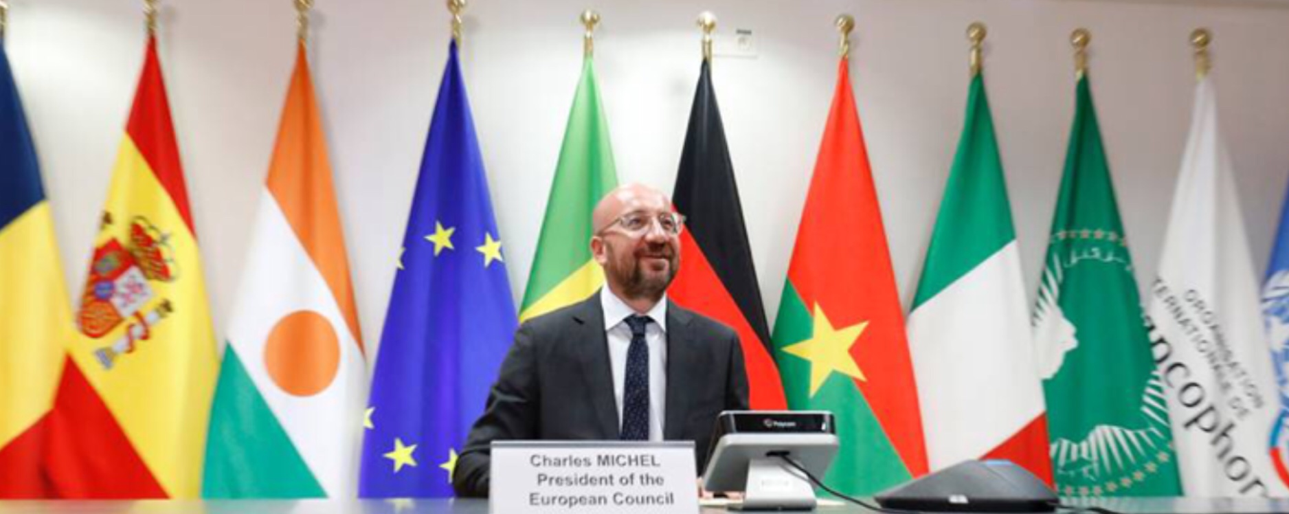 Michel addresses Nouakchott Summit