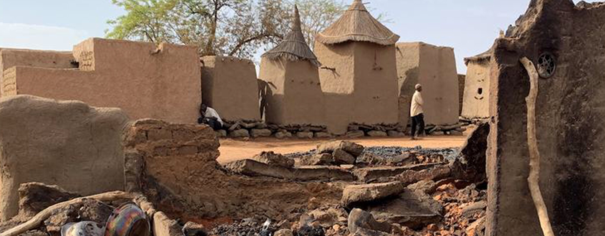 Mali: Dogon village attacked